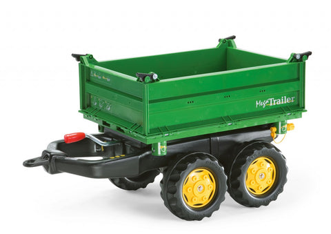 Rolly John Deere Mega Trailer