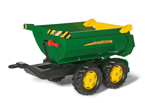 Rolly Half Pipe John Deere Trailer