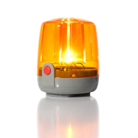 Rolly Orange Flashlight