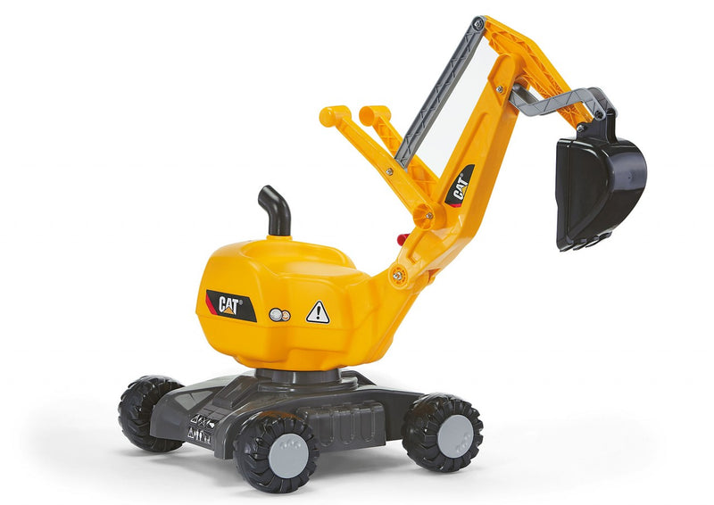 Rolly CAT Excavator (WHEELS)