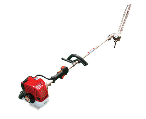 "Maruyama 26cc Long, Double Blade 24"" Adjustable to 90º Hedgetrimmer"