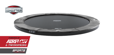 Berg Flat-ground Elite Trampoline