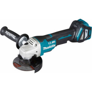 Makita Brushless Angle Grinder 115mm Paddle Switch DGA467Z