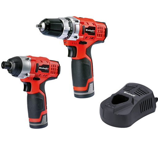 Einhell Impact Driver & Drill Driver Twin Pack