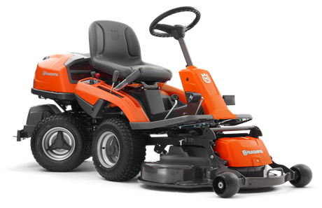 Husqvarna R 214 TC Front Deck Ride On