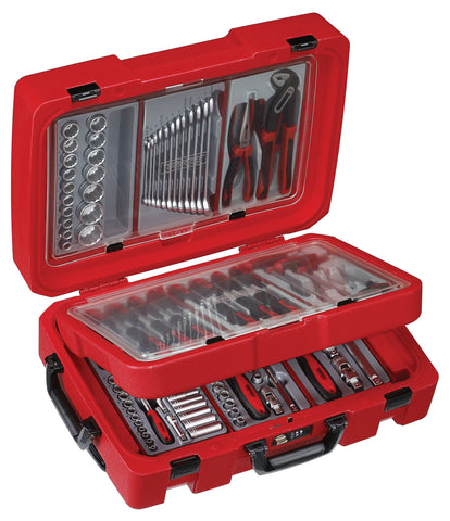 TengTools SC02 232 Piece Portable Service Flight Style Kit