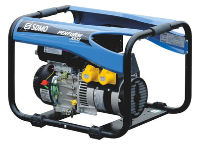 SDMO Petrol Generator with Kohler Engine- 3kW