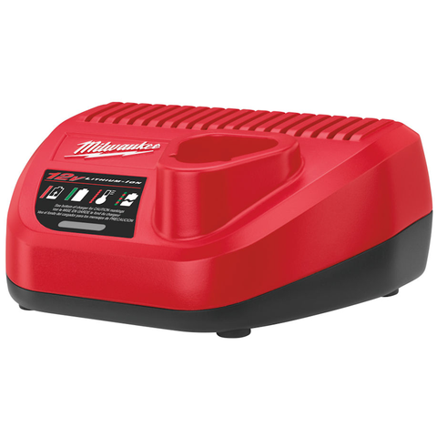 Milwaukee C12C M12 Battery Charger