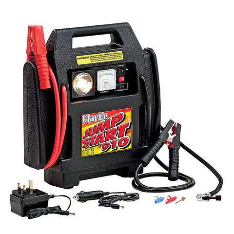Clarke JumpStart 910 with 12V Compressor