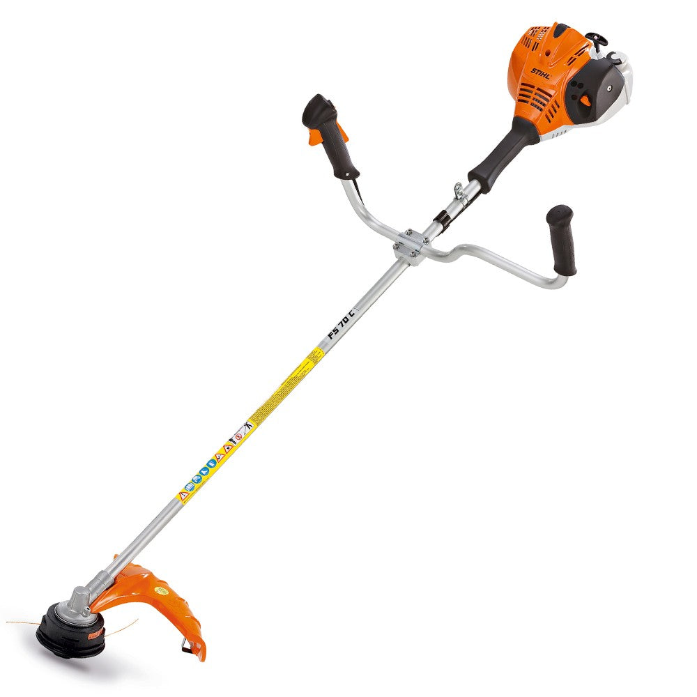 STIHL FS70C-E - Pro Brushcutter - Bike Handle - Easy Start