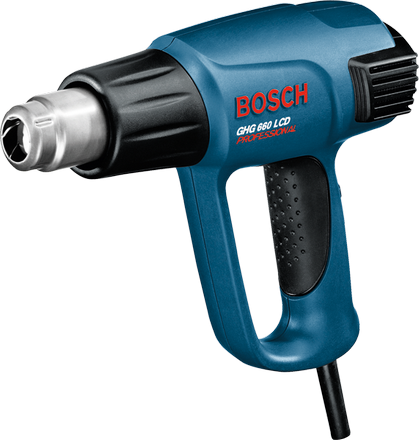 BOSCH GHG 660 LCD 2300W DIGITAL HEAT GUN