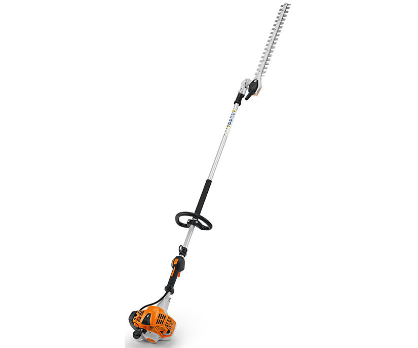 STIHL HL94C-E - 145 degree - Long reach hedge trimmer