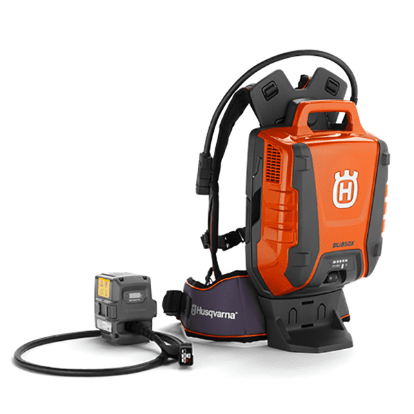 Husqvarna BLi 550X 15.6Ah Battery Backpack with harness