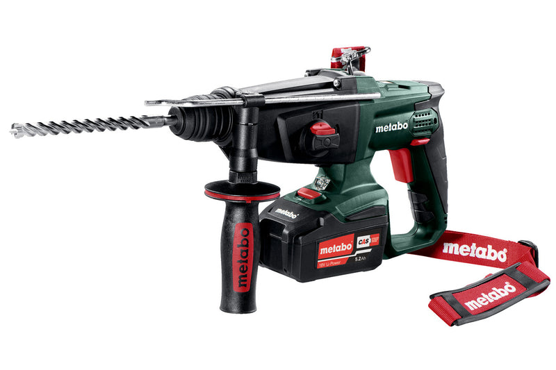 Metabo KHA18 LTX 18v SDS Drill (Body Only)