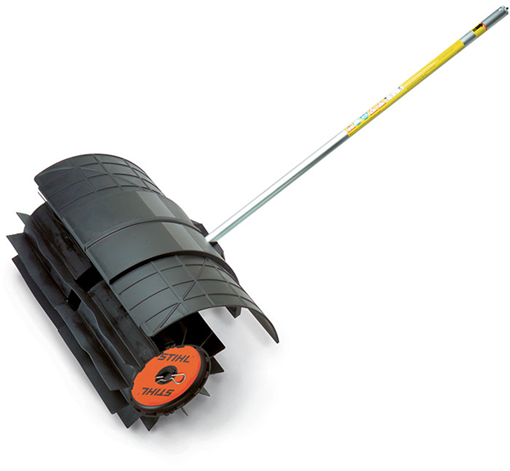STIHL KOMBI KW-KM - Rubber sweeper attachment