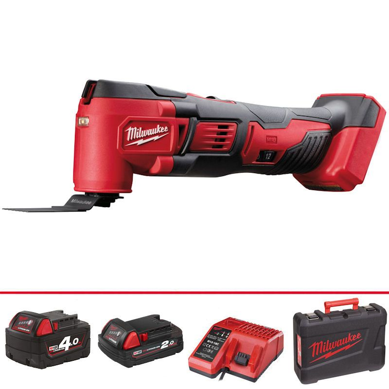 MILWAUKEE M18BMT-421C M18 COMPACT MULTI-TOOL