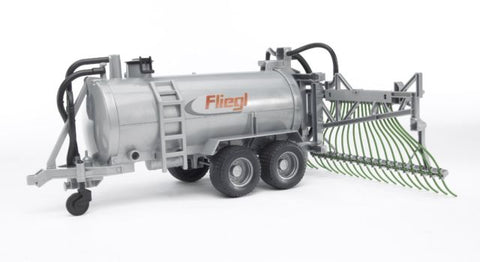 Bruder Fliegl Barrel W/ Spread Tubes