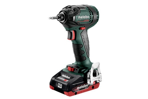 Metabo SSD18 LTX BL 200 18v Impact Drivers (Body Only)