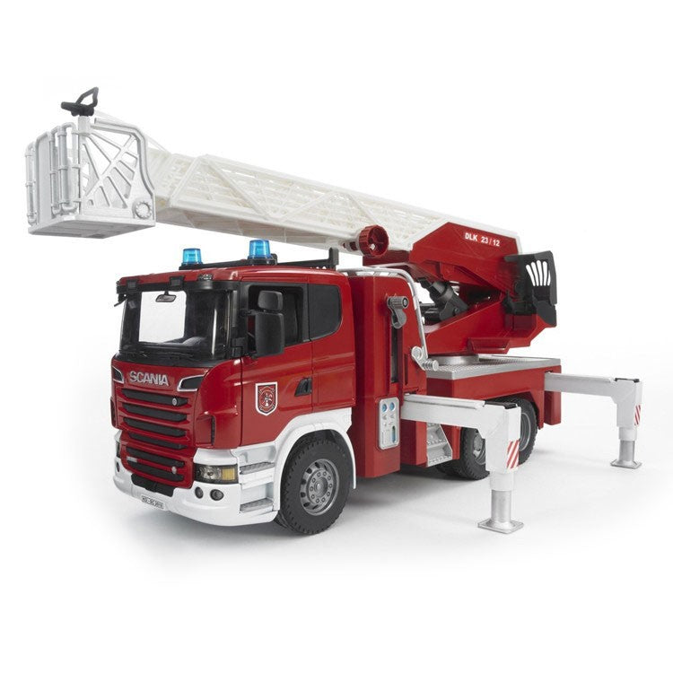 Bruder Scania Fire Truck (R Series)