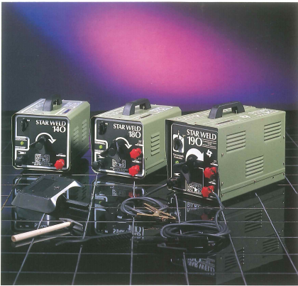 Weldstar HD Transformer Range