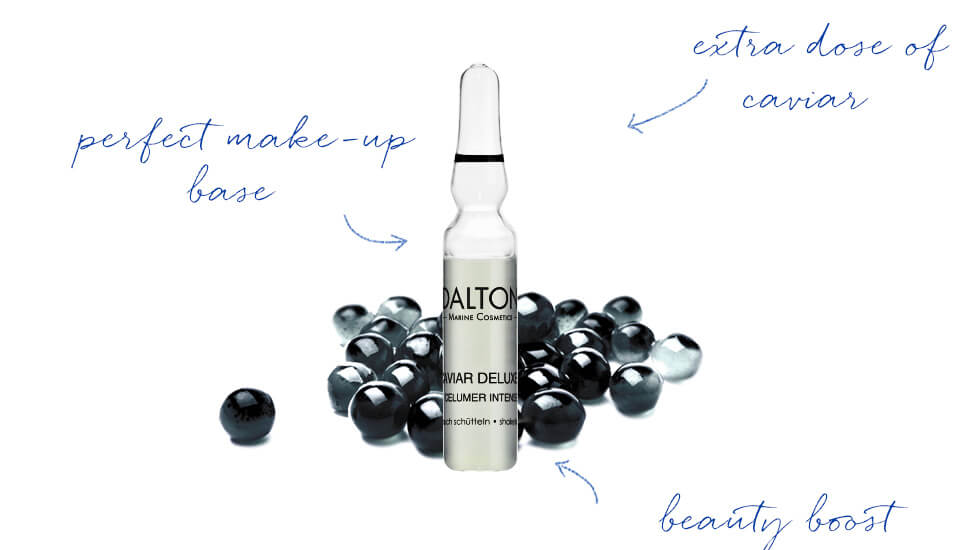 Caviar Deluxe Anti-Aging Ampoule for flawless skin