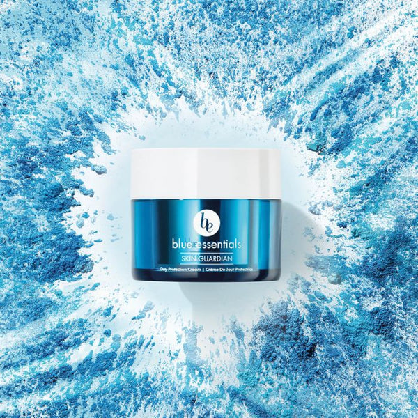 BLUE ESSENTIALS DAY PROTECTION CREAM