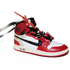 "Porte-Clés Off-White Air Jordan 1""Chicago"" - Virgil Abloh"