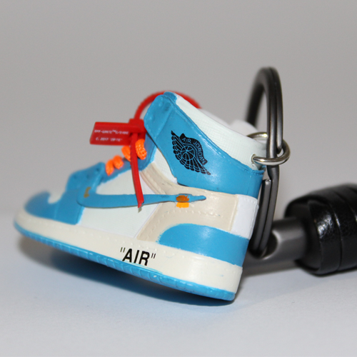 Porte-Clés Off-White Air Jordan 1