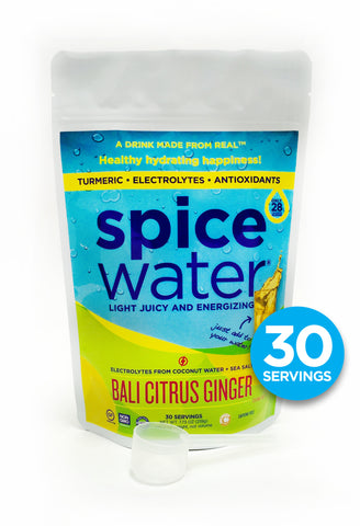 Bali Citrus Ginger: 30 Serving Pouch