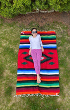 Load image into Gallery viewer, Pow-Wow Fiesta Yoga Blanket