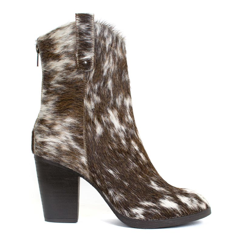 George Cow Hair Women's Boot