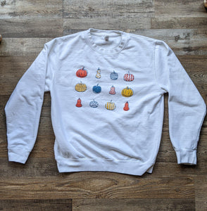 Pumpkin Patch Comfy Sweatshirt