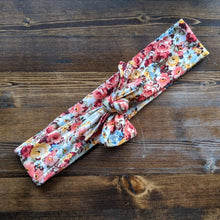 Load image into Gallery viewer, Floral Stretch Headband