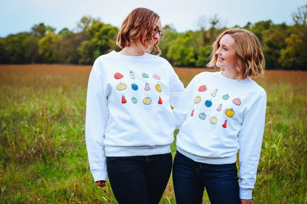 Pumpkin Patch Comfy Sweatshirt - More Than Rubies Designs