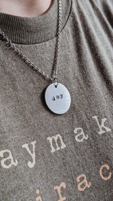 Hand-stamped