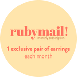 Load image into Gallery viewer, Rubymail! Monthly Subscription