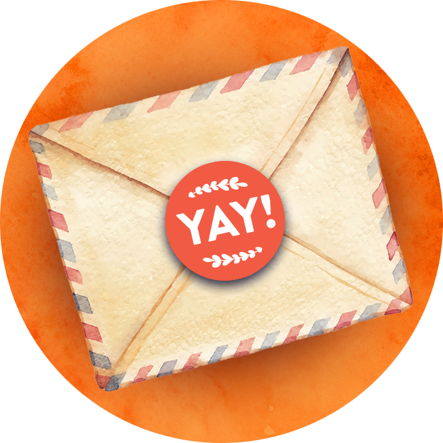 Rubymail! Monthly Subscription - More Than Rubies Designs