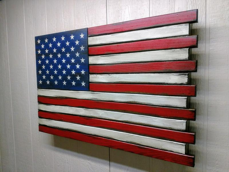 STANDARD AMERICAN FLAG #1 SELLER - STASH COMPARTMENT