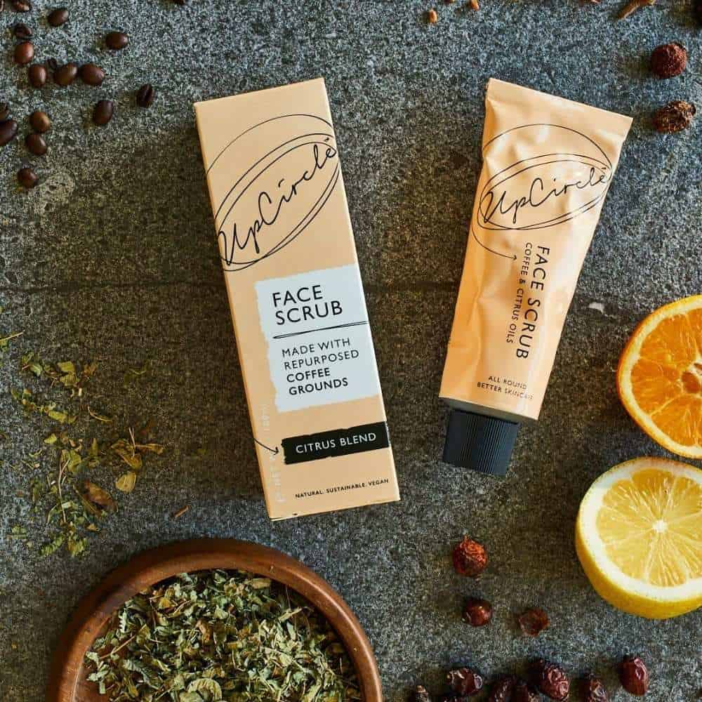 Coffee & Citrus - Face Scrub | UpCircle Beauty