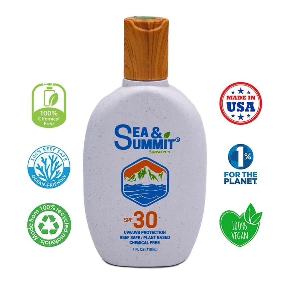 SPF 30 Lotion | Reef Safe Sunscreen