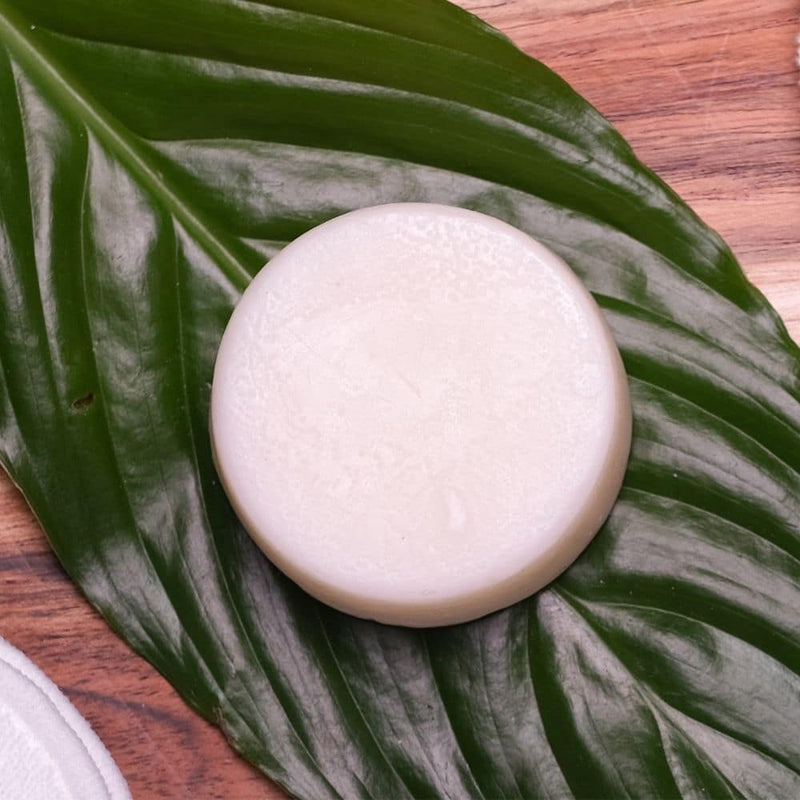 Peppermint Shine Conditioner Bar 1.7oz | Humby Organics