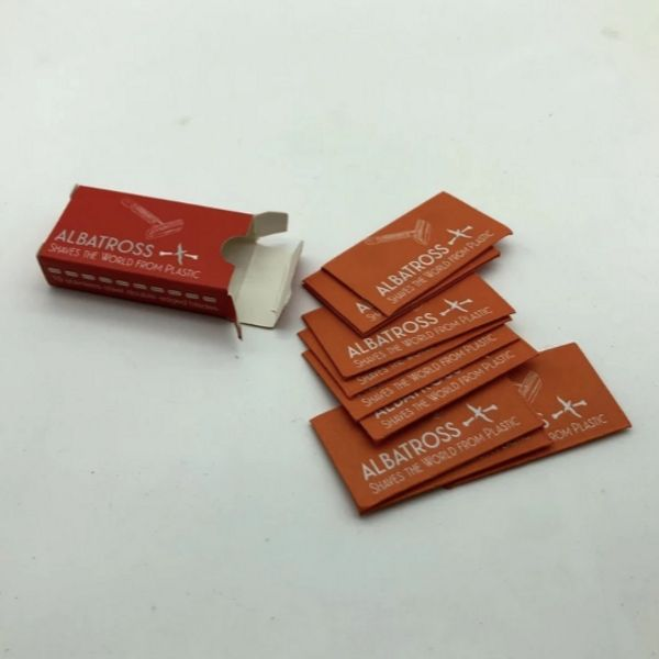 Replacement Razor Blades (3x Pack) - Albatross