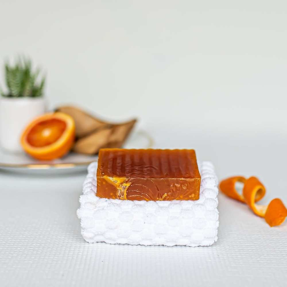 Orange Crush - Natural Soap Bar | Humby Organics