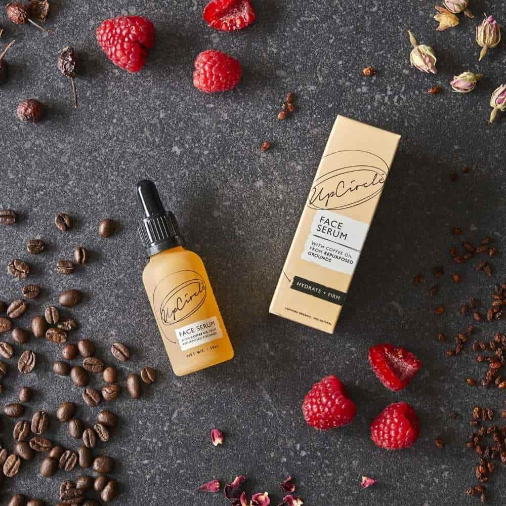Organic Face Serum with Coffee Oil | UpCircle Beauty