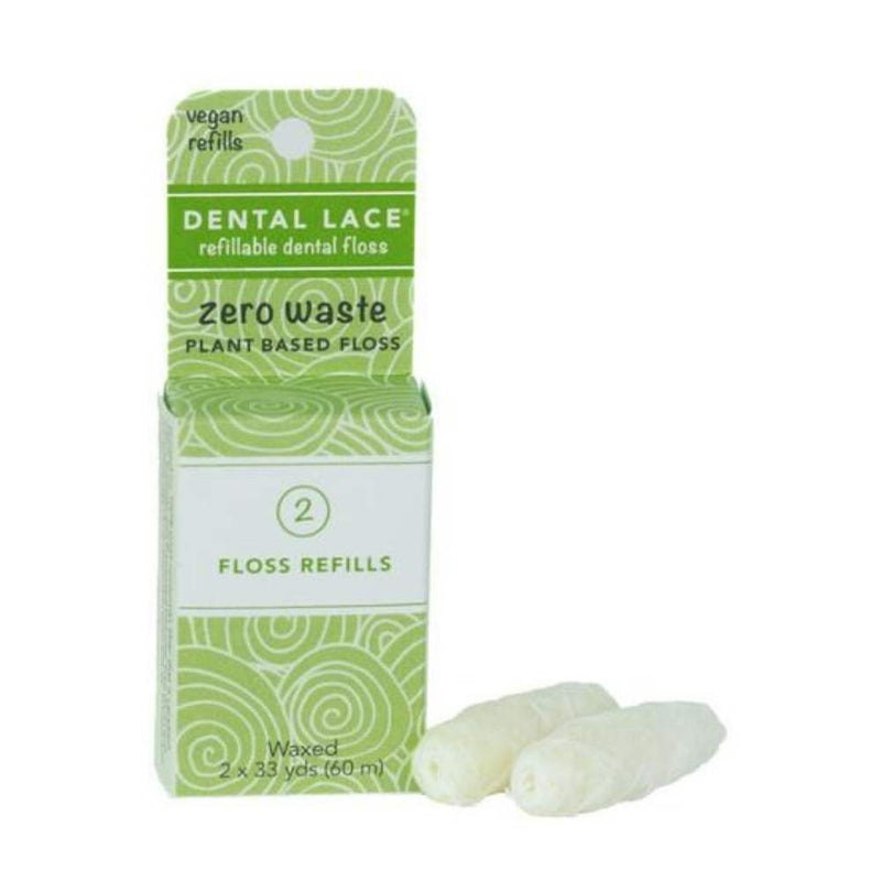 Plant-Based Compostable Floss - Dental Lace