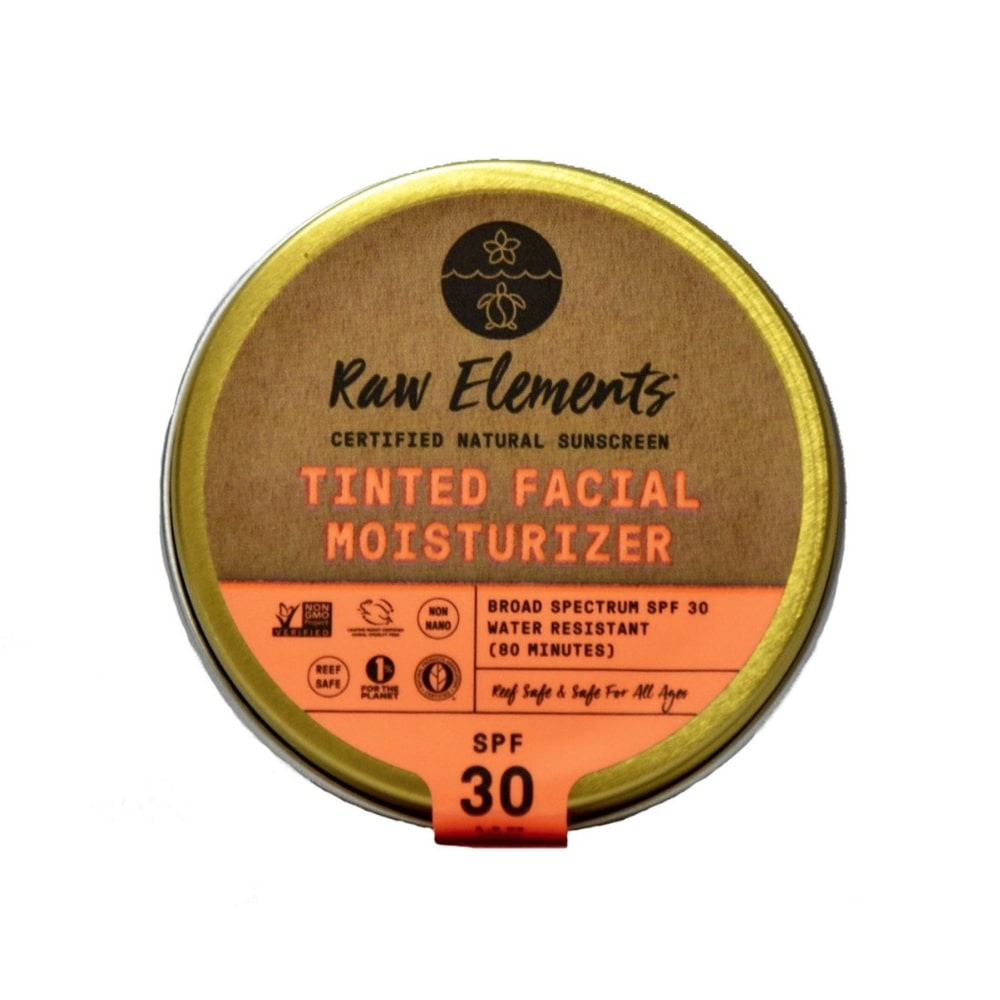 Tinted Moisturizer by Raw Elements | SPF 30 & Plastic Free