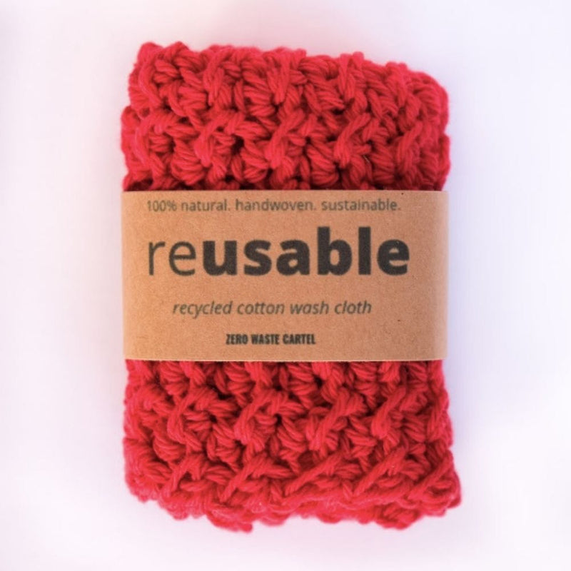 Reusable Dishwasher Cloth