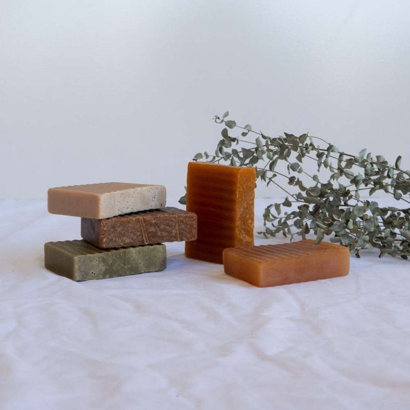 Fave 5 - Natural Soap Bar Bundle | Humby Organics