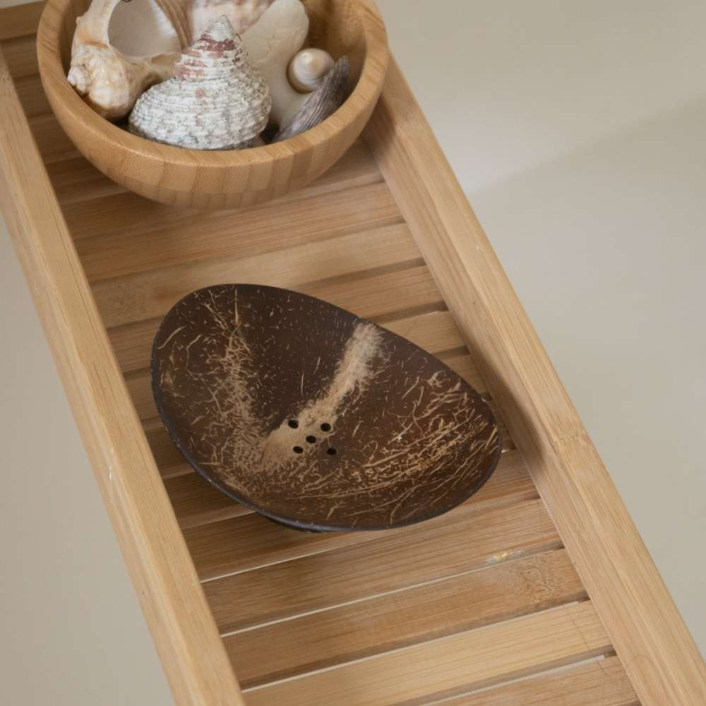 Soap Dish - Coconut Shell | Bare Vida
