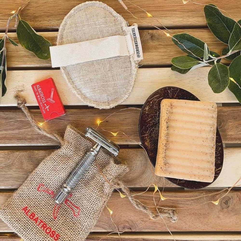 Sustainable Shaving Kit